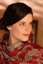 Neve Campbell, actress,