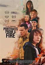 Portrait From a Fire, movie, poster,