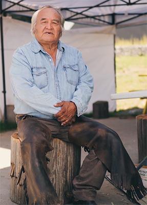 Sammy Stump, actor,